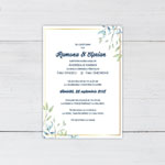 Invitatii nunta n808