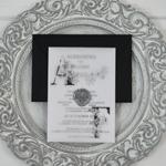 Invitatii nunta n932