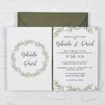 Invitatii nunta n944